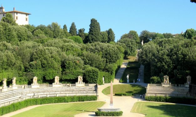 A Green Oasis in Florence