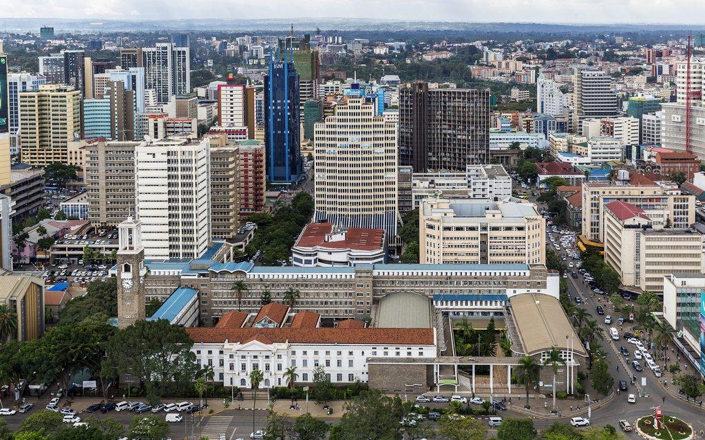 Downsized in Nairobi