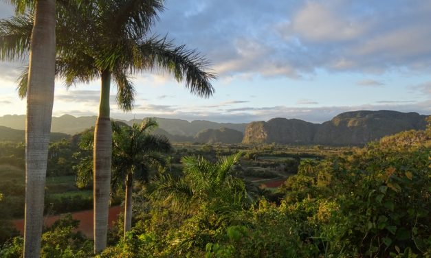 Tobacco farms and cave dancing in rural Cuba