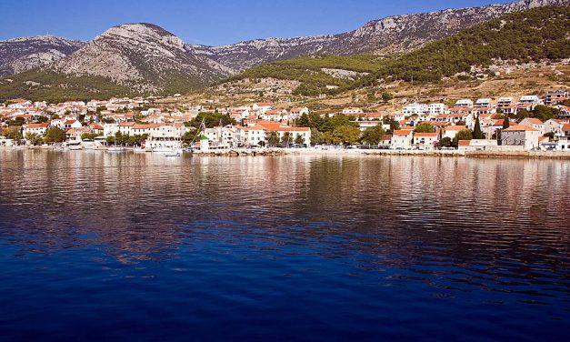 Brač – Croatian island full of life