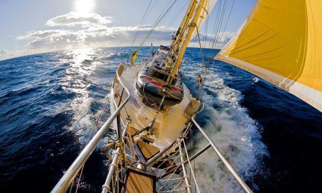 Setting Sail for far Horizons