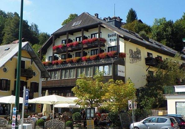 Hotel at Traunkirchen