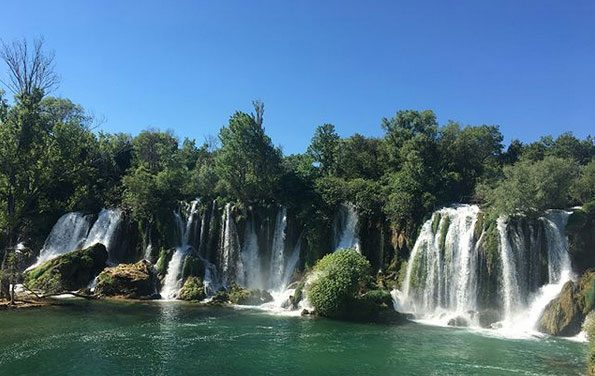 Kravice Waterfalls — My secret place