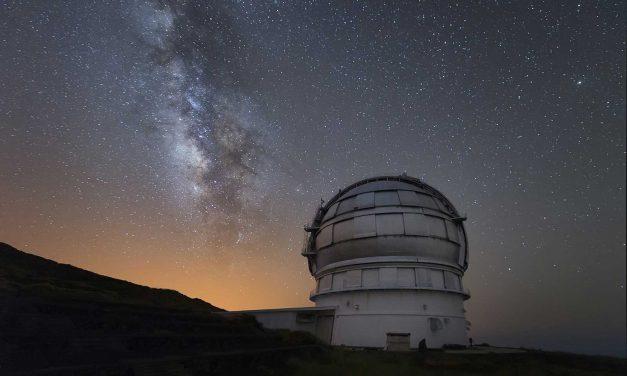 Astro-tourism at the Gran Telescopio Canarias
