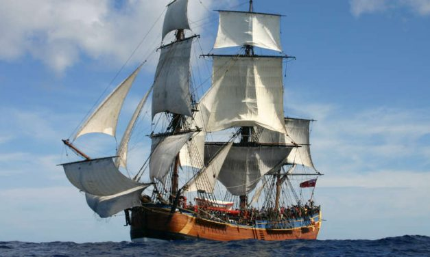 Join the crew of HMB Endeavour