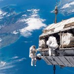 Join the crew of the International Space Station with immersive VR